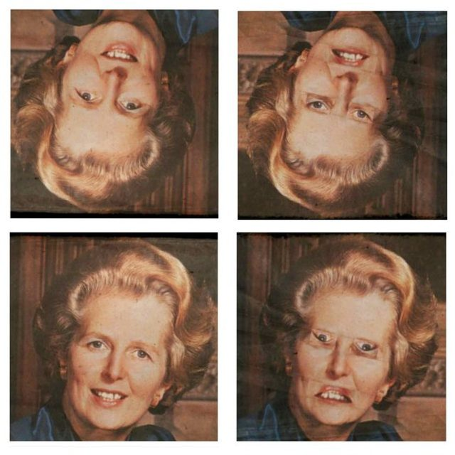 The Fat Face Thin Fft Illusion Best Illusion Of The Year Contest